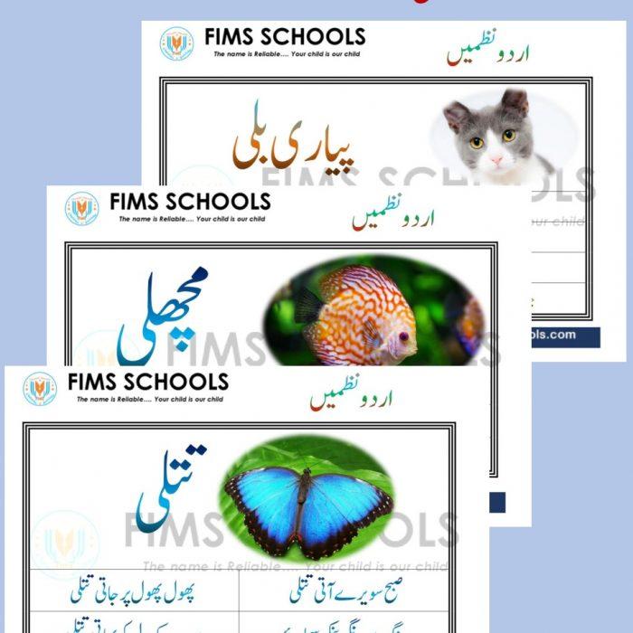 Urdu Poems اردو نظمیں