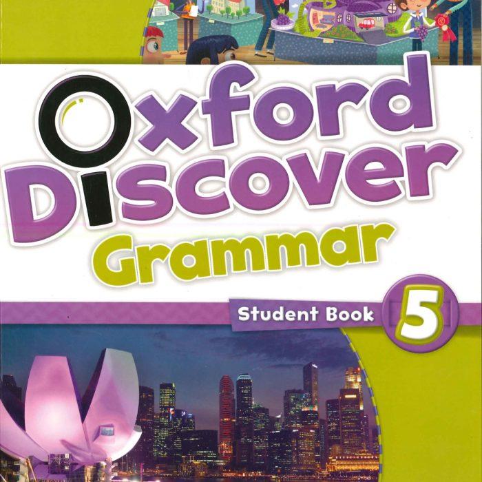 English Grammar Workbook 5