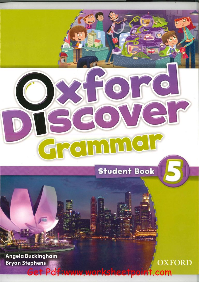 Rich Rusults on Google's SERP when searching for 'Oxford Discover Grammar-5'