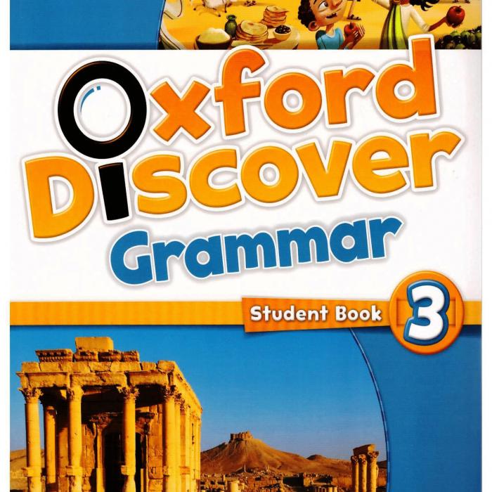 English Grammar Workbook 3
