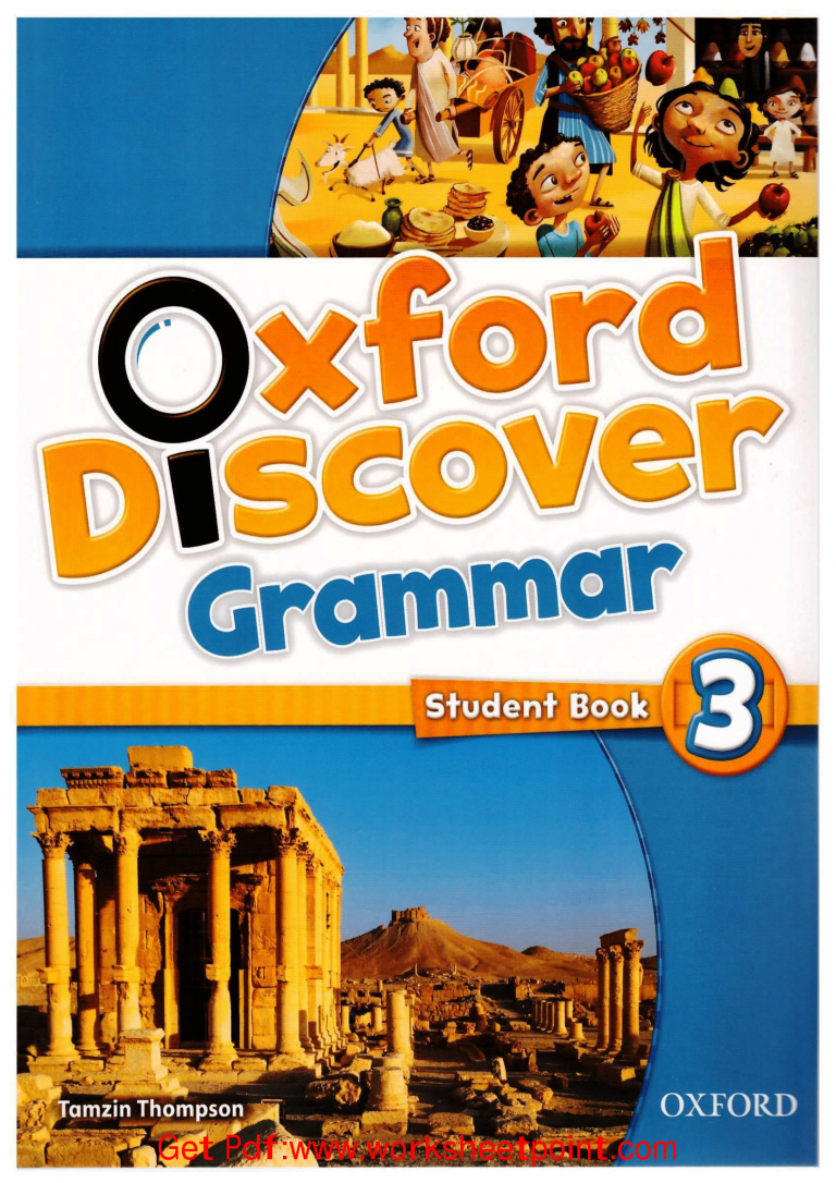 Rich Rusults on Google's SERP when searching for 'Oxford Discover Grammar-3'