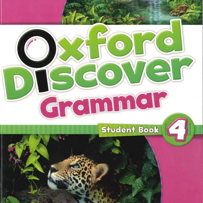 English Grammar Workbook 4