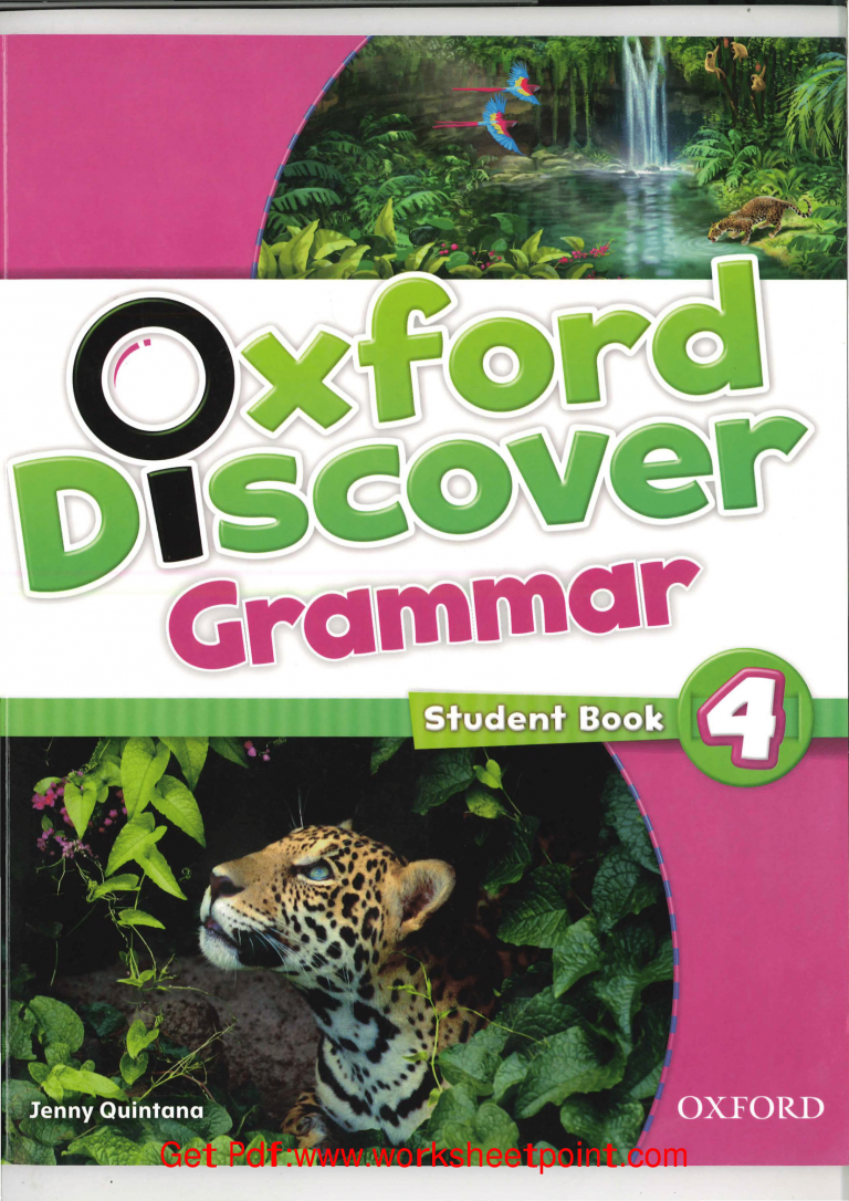 Rich Rusults on Google's SERP when searching for 'Oxford Discover Grammar-4'