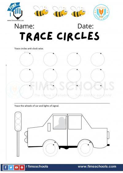 Fims Trace Circles - 1-1