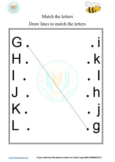 Match the column G-L